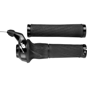 SRAM GX Grip Shift 11-gir inkl. Lock-On Håndtak black